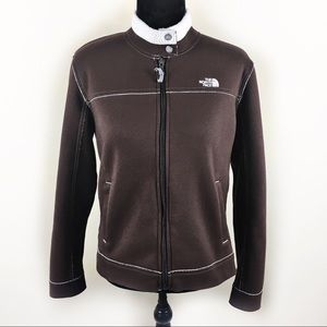 The North Face large Sherpa Lined Fleece Jacket